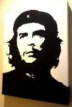 Che Guevara pop art
