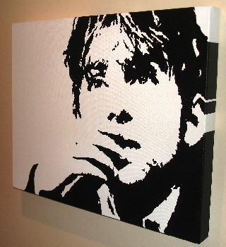 Damon Albarn Pop Art