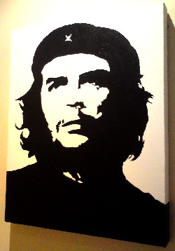 Che Geuvara  Pop Art