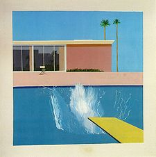 David Hockney Pop Art